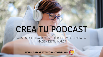 Aprende a crear tu propio podcast