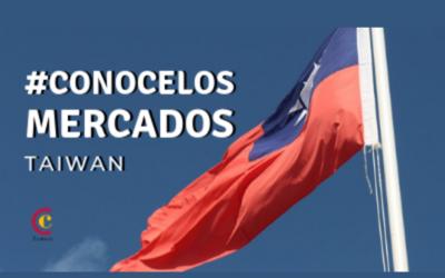 #Conocelosmercados: Taiwán