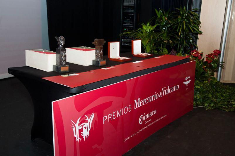 Fallados los Premios Mercurio y Vulcano y las Medallas a la Dedicación y a la Lealtad Empresarial 2019