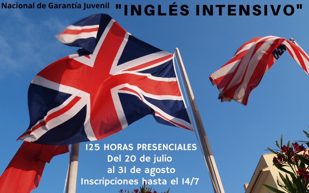 Curso PICE Gratuito «Inglés Intensivo»