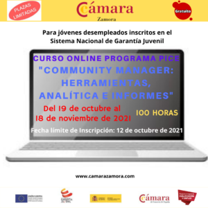 Cursos Pice Online Community Manager