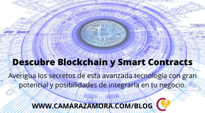 Blockchain y Smart Contracts en tu empresa