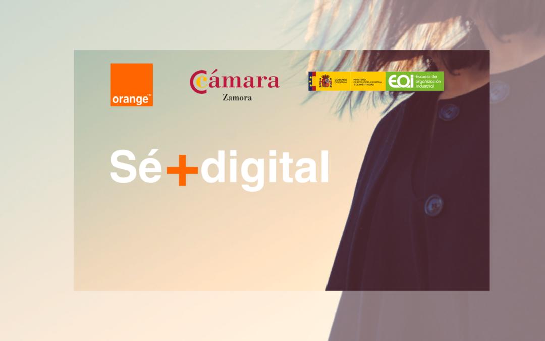 Curso online «Sé+Digital»