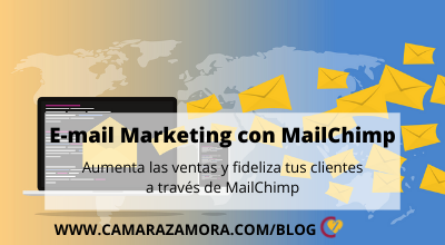 E-mail Marketing con MailChimp