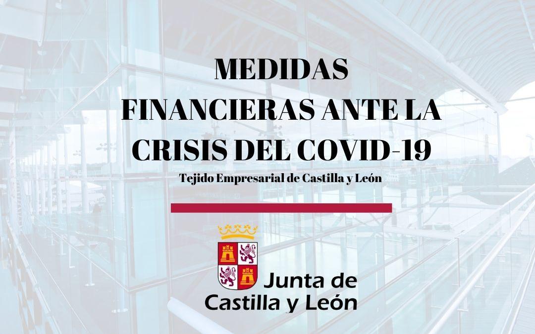 Medidas financieras ante la crisis del Covid-19