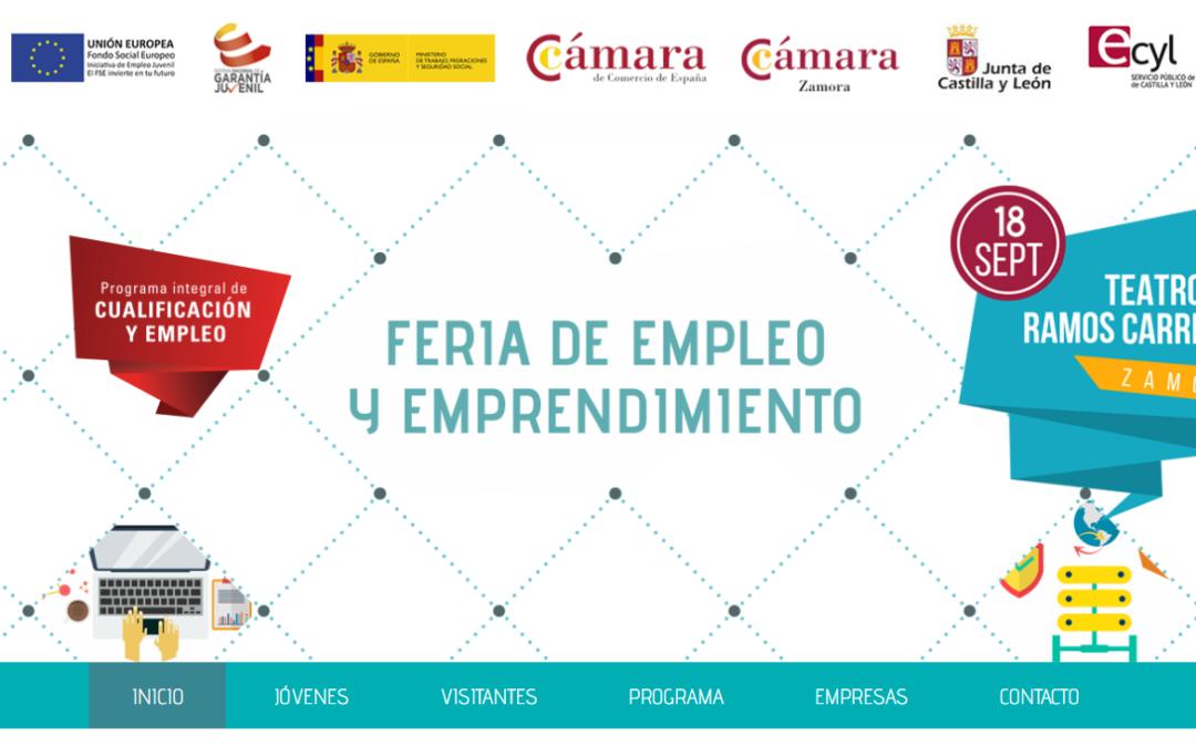Feria de Empleo y Emprendimiento 2018