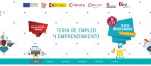Feria de Empleo y Emprendimiento Cámara de Comercio de Zamora 2018