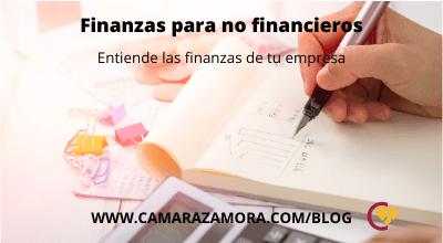 Finanzas para no Financieros. Entiende las Finanzas de tu Empresa