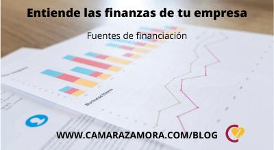 Fuentes de financiación para tu empresa