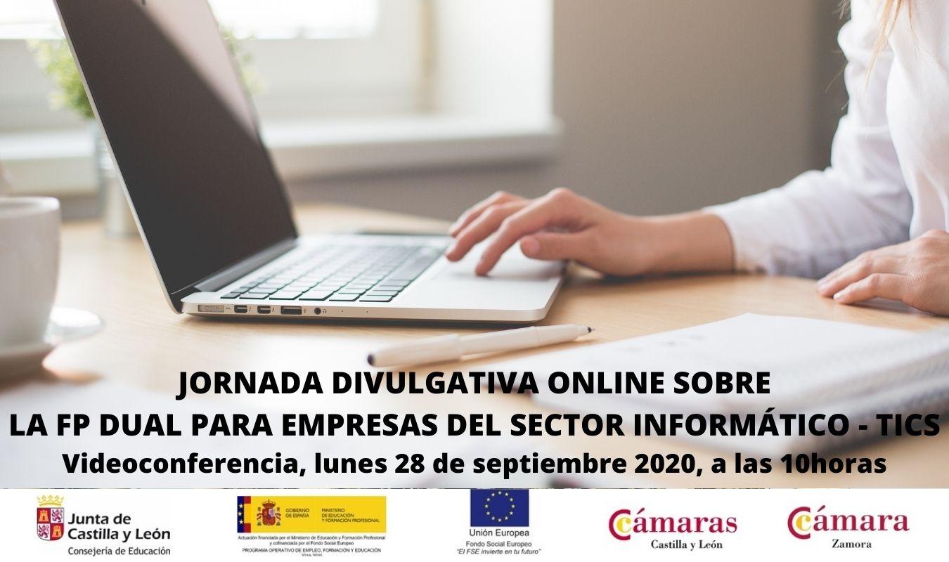 Jornada FP Dual Sector Informático-TICs