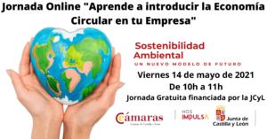 Jornada Online Aprende a introducir la Economía Circular en tu Empresa