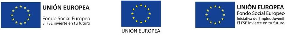 Logos Unión Europea