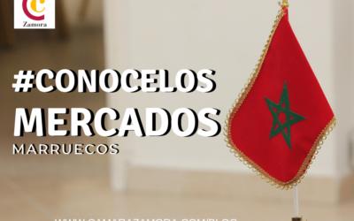 #Conocelosmercados: Marruecos. Un vecino con potencial para explotar