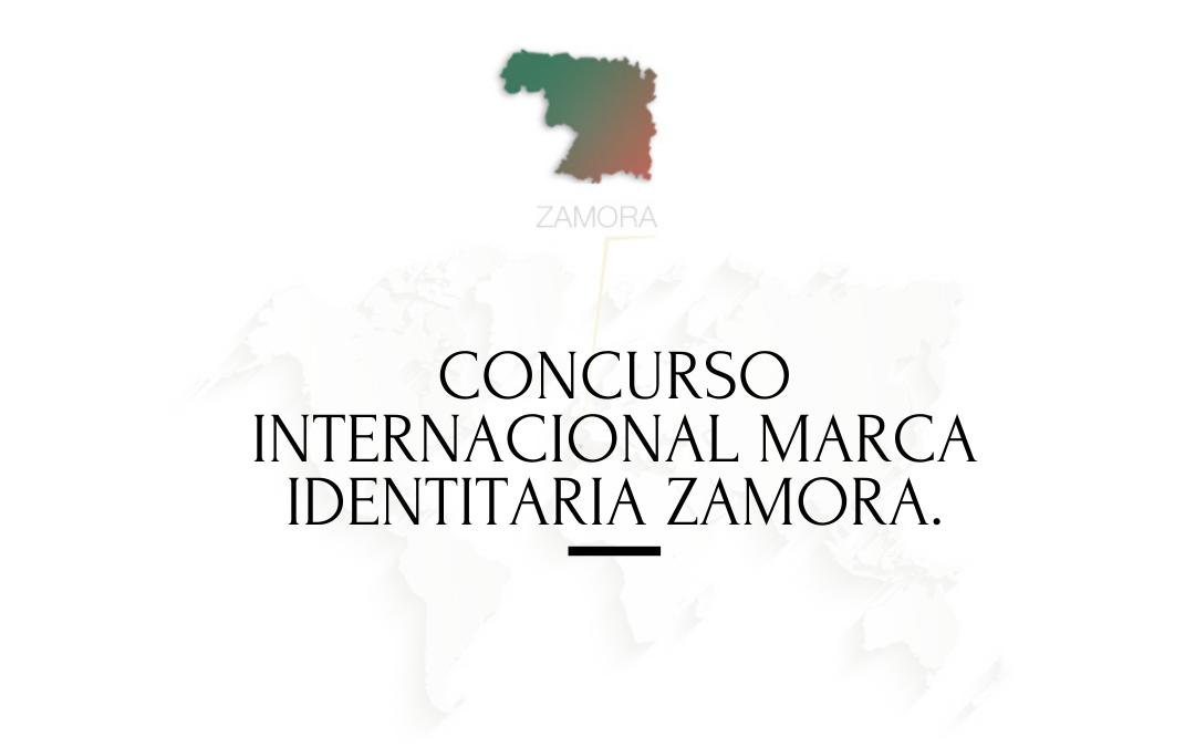 Concurso Internacional «Marca Zamora»