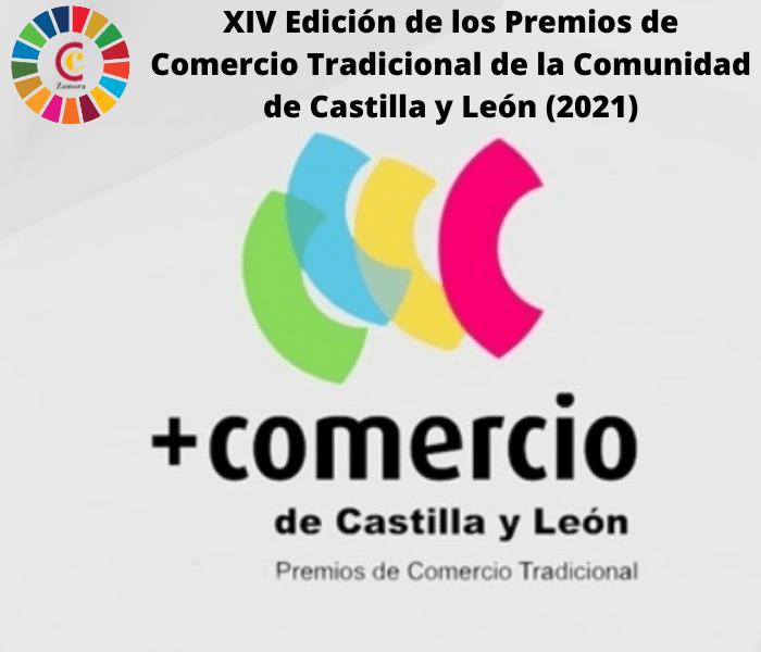 XIV Edición de los Premios de Comercio Tradicional de la Comunidad de Castilla y León (2021)