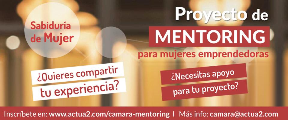 PROYECTO DE MENTORING para mujeres emprendedoras Sabiduría de Mujer