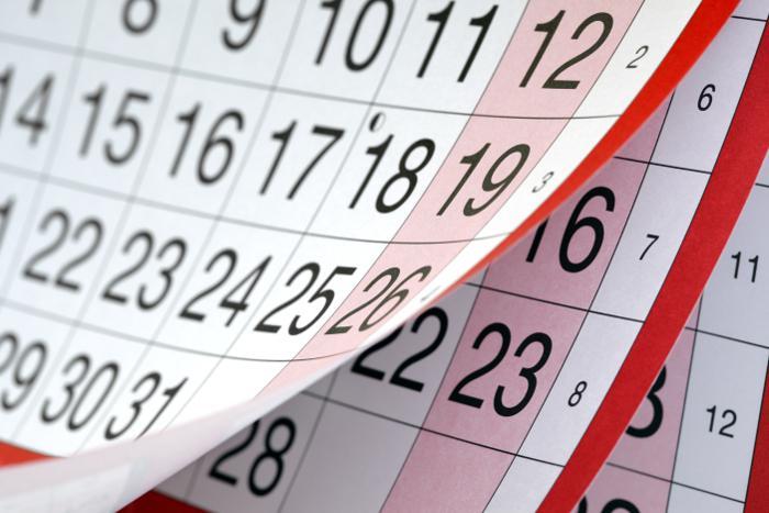 Domingos y días festivos de apertura autorizada 2020