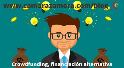 Crowdfunding, financiacion alternativa